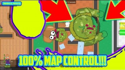 BRAAINS.IO [NEW MAP!!!] 100% MAP CONTROL | +70,000 SCORE - NEW IO GAME 2019