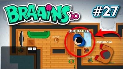 Braains.io - PROTEÇÕES BOAS NO CHRISTMAS TOWN - Gameplay #27