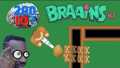 Braains.io - SMART IDEA | 200 IQ Potato gun  (AWESOME TRICKS) - RajNoobTV