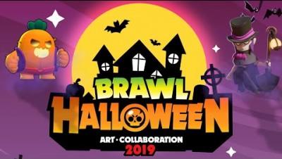 Brawl Stars Animation: HALLOWEEN! | Created by GEDI-KOR