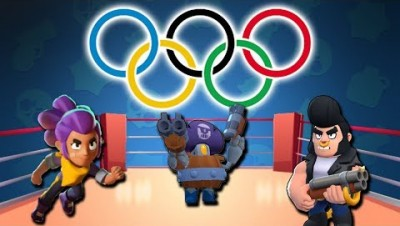 Brawl Stars Olympics | SHELLY vs BULL vs DARRYL | Who's the Best brawler?