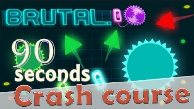 ✔ Brutal.io in 90 seconds! ( Tip & Tricks included ) | #Random.io Crash Course 25 | Brutalio