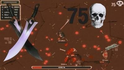 BrutalMania.io WORLD RECORD 75KILLS Low LvL Vs All Levels Max Level PvP