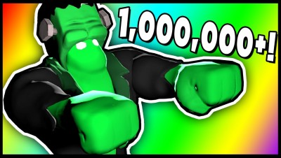 Brutes.io - FRANKENSTEIN HULK OVER 1 MILLION! 1.5 Million New Record! Brutes.io Prestige 1 Level 10