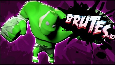 Brutes.io - THE BEHEMOTH BRUTE KING! Hulk Smashing & Max Evolution! - Brutes.io Gameplay