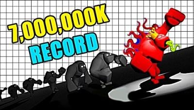 BRUTES IO ЗАПРЕЩЕННЫЙ БАГ | РЕКОРД 7,000,000K | НОВЫЙ MOOMOO IO  или STRAVE IO