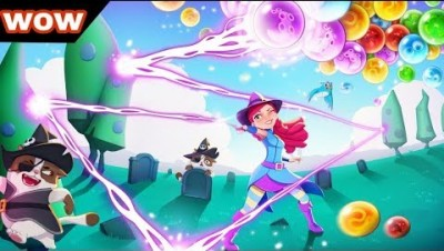 Bubble Witch 3 Saga game like candy crush + league of legends + minecraft 1.12 + moomoo.io