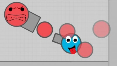 BUG?  BULLETS CAN'T KILL ME - diep.io