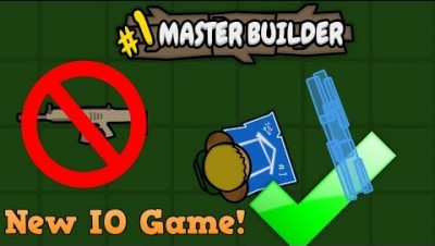 BuildRoyale.io Building Only Challenge!! + Epic 360 Trickshots (New IO Game Like Surviv.io/Fortnite)