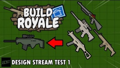 BuildRoyale.io Designing || Test Stream #1