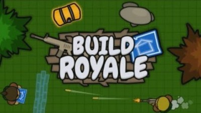 BuildRoyale.io New Io Game Like Surviv.io | BuildRoyale.io Gameplay