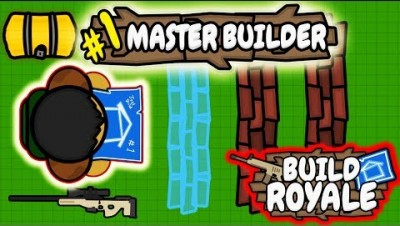 Buildroyale.io - Totally Not a Fortnite Copy! (Fortnite + Zombsroyale.io, Highlights)