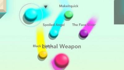 Bumpballs.io - Collision Course (1,525 Score)