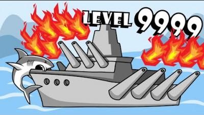 BUYING MAX LEVEL SHIP in SharkBite! // Roblox