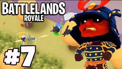 Buying MAX LEVEL Tier! Legendary Hideyoshi - Battlelands Royale #7