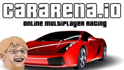Cars Eating Cars ~ CarArena.io ~ Let's Play