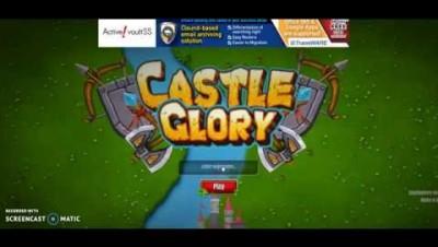 CastleGlory.io recent updates!