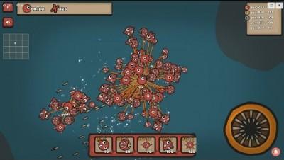 Cellx.io A giant octopus - New io Game
