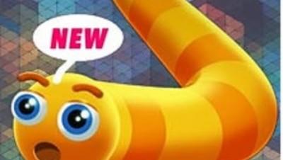 Червячная зона. 1.000 000 массы. Worms Zone. Ио игра как Slither io.
