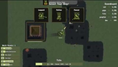 Combatzone.io All Tanks (New .io Game)