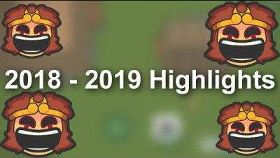 COMPETING for $100 TOURNAMENT. Watch the End - Zombs Royale Highlights 2018 - 2019