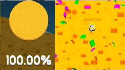 Covering 100% Of The Map in CHEESE!! Paper.io 2 How To WIN - 100% Complete Strategy