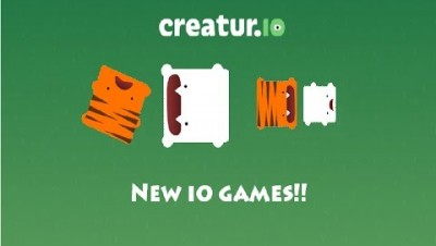 Creatur.io New io games!! High Score