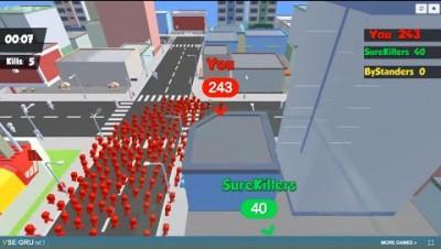 Crowd City 2.io игра. Толпа Ио 2.