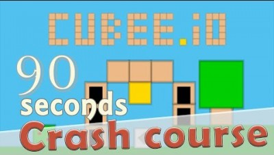 ✔ Cubee.io in 90 seconds! ( Tip & Tricks included ) | #Random.io Crash Course 27 | Cubeeio