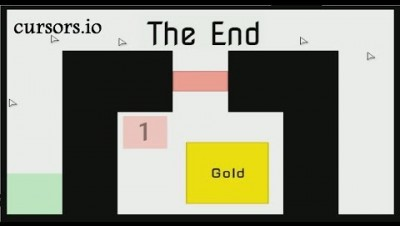 Cursors.io Gold The End