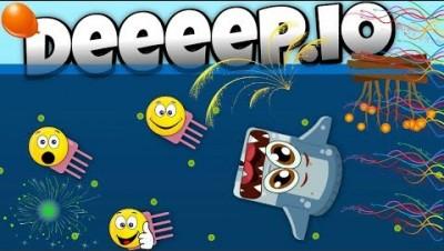 Deeeep.io-1 серия (НовПрик)