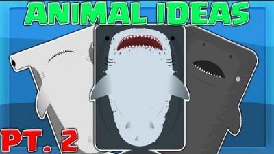 DEEEEP.IO NEW ANIMAL IDEAS + MAPS!  PART 2