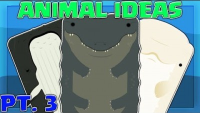 DEEEEP.IO NEW ANIMAL IDEAS + MAPS!  PART 3