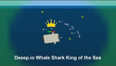 Deeep.io Whale Shark King of the Sea