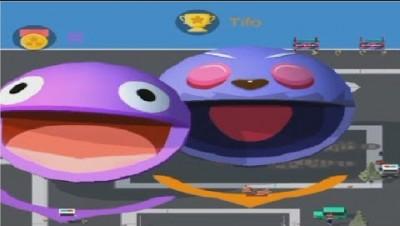 Delicious.io Big Pacman 3d