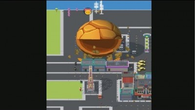 Delicious.io Pacman Map Control - World Record