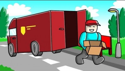 DELIVERY BOY SIMULATOR - Making Millions!  // Roblox