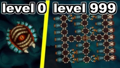 DESTROY THE LAST BOSS!! (LEVEL 999+ DNA) l Sipho.io