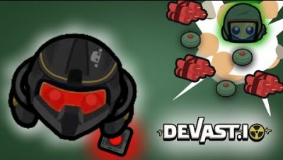 Devast.io NEW ARMOURS & EXPLOSIVES *UPDATE TRAILER*!! / Defeating The Toughest Opponent Story!