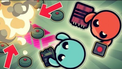 Devast.io - UPDATE NEW explosive items and skill! Raiding base and Trolling!