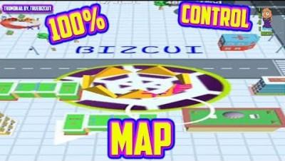 DEVOURINGHOLE.IO [100% MAP CONTROL] +2,000 HIGH SCORE GAMEPLAY   NEW IO GAMES 2019 hole.io clone