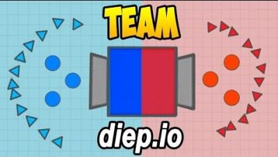 Diep.io #7 часть +новый ник