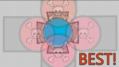 Diep.io BEST OF ANTI RAMMERS BUILD - BEST OF ME!