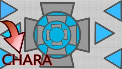 Diep.io CHARA SECRETS! - Overlord guide