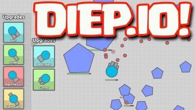 DIEP.IO Game play - Let's Play Diep.io!