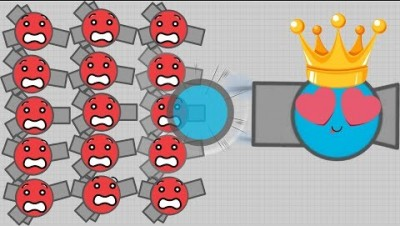Diep.io Hacked?!?!?!? NEW BOTS (2 million score)