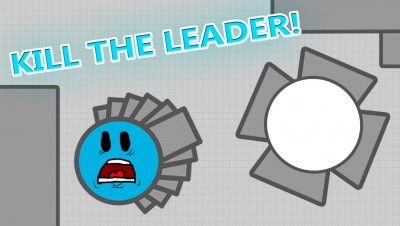 Diep.io - HUNTING THE LEADERS! HIGH SCORE PLAYERS HUNTING!