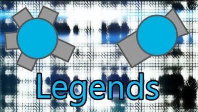Diep.io Legends - My top youtubers