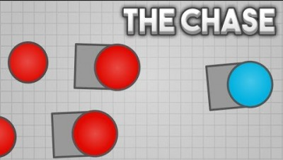 Diep.io Short - The Chase