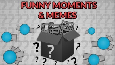 Diep.io - The Mystery Box - Funny Moments & MEMES Compilation